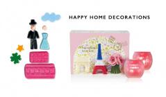 HAPPY HOME DECORATIONSのセールをチェック