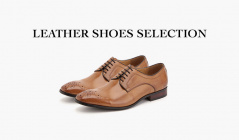 LEATHER SHOES SELECTIONのセールをチェック