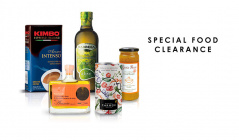 SPECIAL FOOD CLEARANCEのセールをチェック