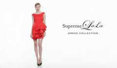 SUPREME LA LA  -DRESS COLLECTION-のセールをチェック