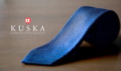 KUSKA -京都丹後製 オールハンドメイド ネクタイ-のセールをチェック