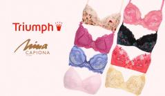 TRIUMPH -NINA CAPIONA-のセールをチェック