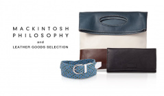 MACKINTOSH PHILOSOPHY and  LEATHER GOODS SELECTIONのセールをチェック