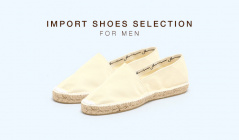 IMPORT SHOES SELECTION FOR MENのセールをチェック