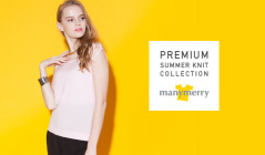 PREMIUM SUMMER KNIT COLLECTION -MANYMERRY-のセールをチェック