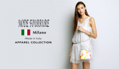 MODE FOURRURE -Made in Italy- APPAREL COLLECTIONのセールをチェック