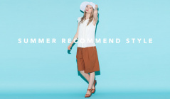 SUMMER RECOMMEND STYLEのセールをチェック