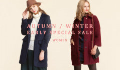 AUTUMN/WINTER EARLY SPECIAL SALE WOMENのセールをチェック