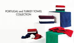 PORTUGAL and TURKEY  TOWEL COLLECTIONのセールをチェック