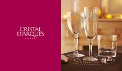 CRISTAL D'ARQUES PARISのセールをチェック