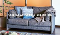 FAM CASA FABRIC SELECTIONのセールをチェック