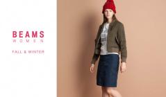 BEAMS WOMEN'S FALL & WINTERのセールをチェック