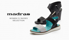 MADRAS WOMEN'S SHOES SELECTIONのセールをチェック