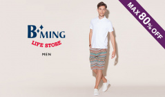 B:MING LIFE STORE BY BEAMS MEN'Sのセールをチェック