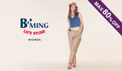 B:MING LIFE STORE BY BEAMS WOMEN'S APPARELのセールをチェック