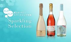 Sparkling Selection 夏にぴったり!シュワシュワスパークリング特集のセールをチェック
