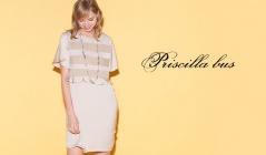 PRISCILLA BUSのセールをチェック