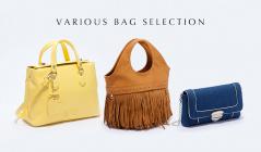 VARIOUS BAG SELECTIONのセールをチェック