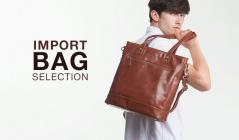 IMPORT BAG SELECTIONのセールをチェック
