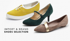 IMPORT & BRAND SHOES SELECTIONのセールをチェック