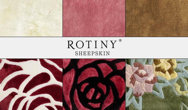ROTINY SHEEPSKINのセールをチェック