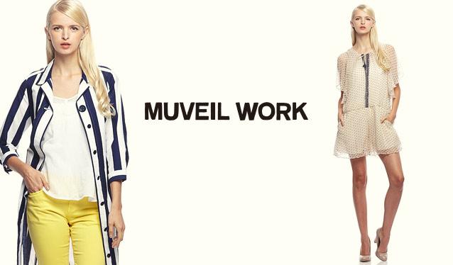 MUVEIL WORKのセールをチェック