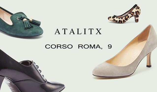 CORSO ROMA, 9/ATALITXのセールをチェック