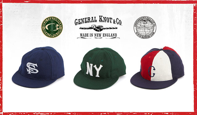 COOPERSTOWN BALL CAPのセールをチェック