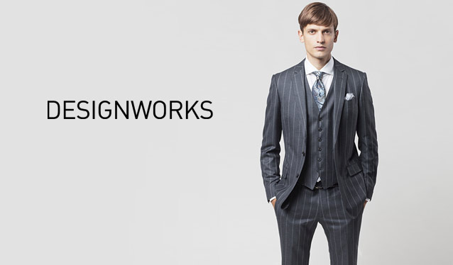 DESIGNWORKS MEN'Sのセールをチェック