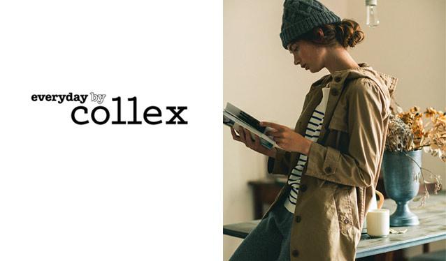 EVERYDAY BY COLLEXのセールをチェック