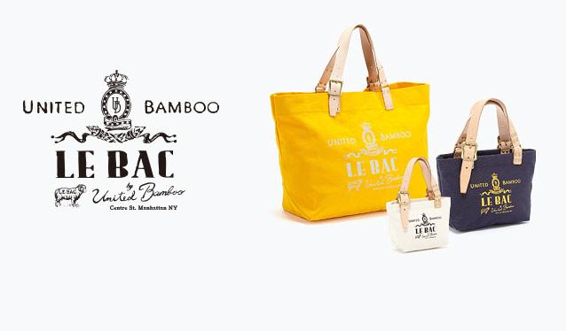 LE BAC by UNITED BAMBOO/UNITED BAMBOOのセールをチェック