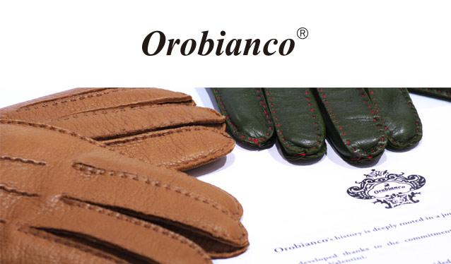 OROBIANCO GLOVESのセールをチェック