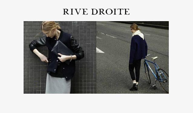 RIVE DROITEのセールをチェック