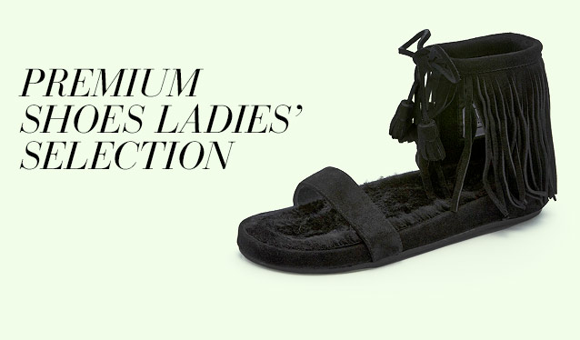 PREMIUM SHOES SELECTION LADIESのセールをチェック