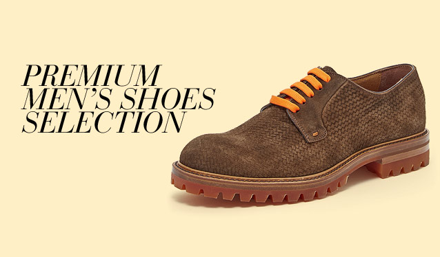 PREMIUM SHOES SELECTION MENのセールをチェック