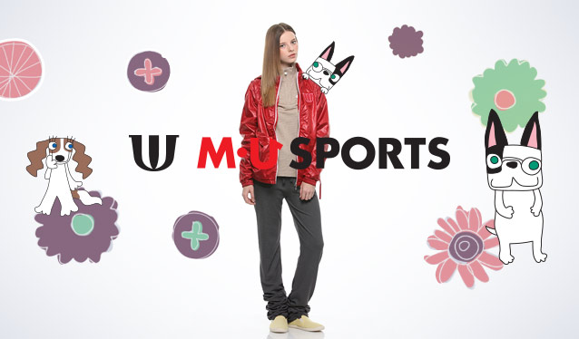 M・U SPORTS WOMENのセールをチェック