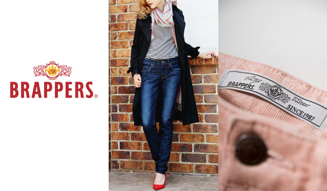 BRAPPERS JEANSのセールをチェック