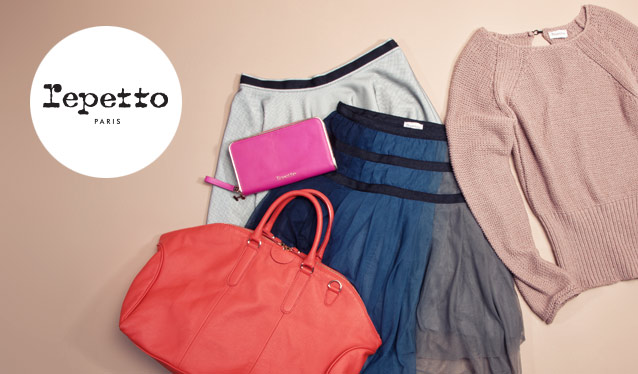 REPETTO WOMEN'S APPAREL&BAGのセールをチェック