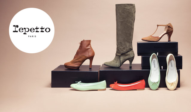 REPETTO WOMEN'S SHOESのセールをチェック