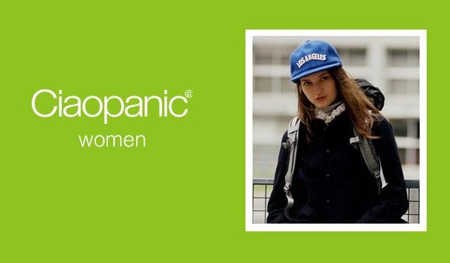 CIAOPANIC WOMENのセールをチェック