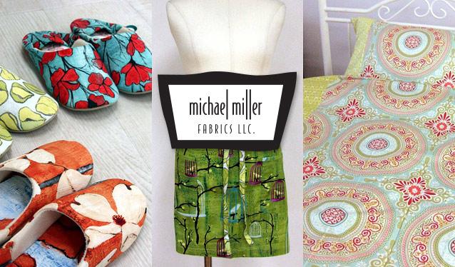 MICHAEL MILLER FABRICSのセールをチェック