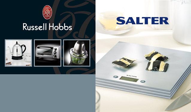 RUSSELL HOBBS/SALTERのセールをチェック