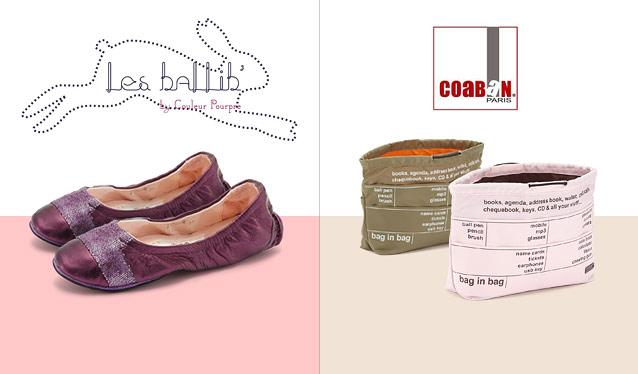 LES BALLIB/COABAN PARISのセールをチェック