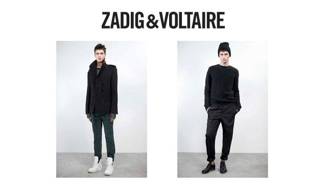ZADIG&VOLTAIRE MENのセールをチェック