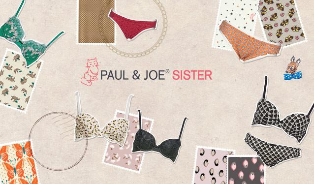 PAUL&JOE SISTER UNDERWEARのセールをチェック