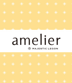 AMELIER MAJESTIC LEGON HAPPY BAGのセールをチェック