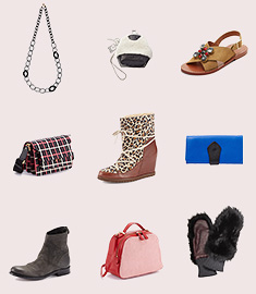 VIA BUS STOP WOMEN BAG&SHOES&ACCのセールをチェック