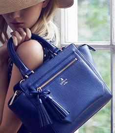 LANVIN en Bleu -BAGS-のセールをチェック