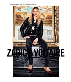 ZADIG & VOLTAIRE  WOMENのセールをチェック