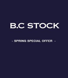 B.C STOCK -SPRING SPECIAL OFFER-のセールをチェック